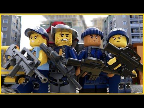 LEGO Police SWAT 2  - Modern Warfare