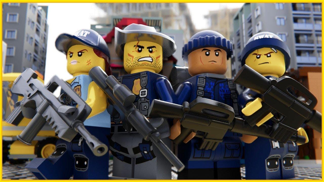 Download LEGO Police SWAT 2  - Modern Warfare