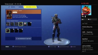 [LIVE/FR/PS4] FORTNITE 173 win/SAUVER THE WORLD !!!