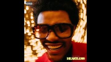 The Weeknd - Heartless (instrumental)