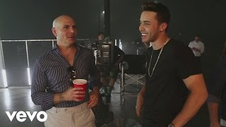 Prince Royce - Back It Up (Behind The Scenes) ft. Jennifer Lopez, Pitbull