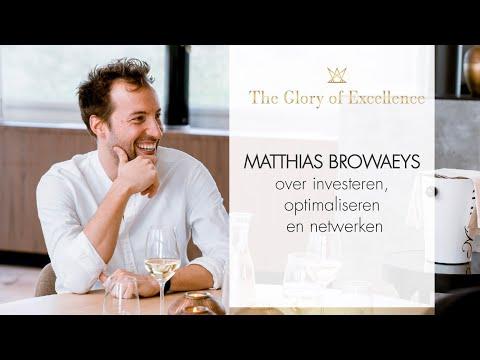 #6 Matthias Browaeys over investeren, optimaliseren en netwerken