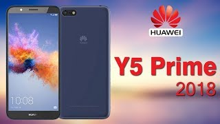Huawei y5 prime 2018 Price, Specifications & Features
