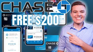 Chase Bank Review | $200 Checking Account Bonus