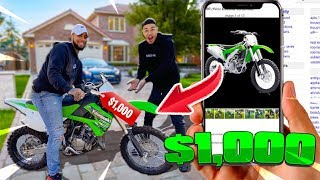 buying-a-new-dirt-bike-off-craigslist-best-deal-new-kx85-braap-vlogs