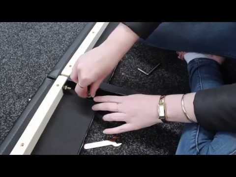 Gary Bed Frame Assembly Tutorial