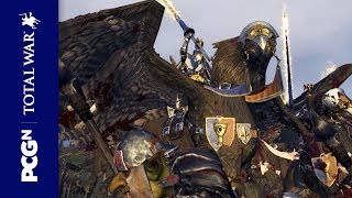 The making of Total War: Warhammer's Royal Hippogryph Knights