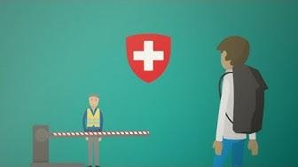 Das beschleunigte Asylverfahren in der Schweiz