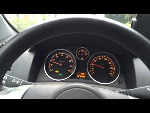 Astra H - Probleme ab 2000-3000 Umdrehungen - während der Fahrt