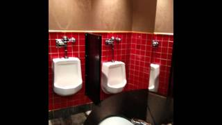 NEW URINALS, PARTITIONS AND WALL HUNG TOILET BY ASAP PLUMBING 904-346-1266