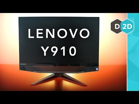 Lenovo Y910 Review - The Ultimate Gaming Setup!
