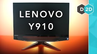 lenovo y910 review the ultimate gaming setup