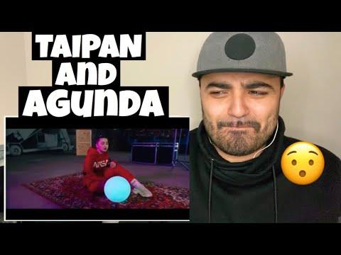 Reacting to ТАЙПАН & Agunda - Луна не знает пути (Премьера клипа)