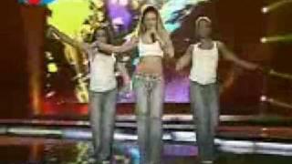 Hadise eurovision 2009 güm tek tek