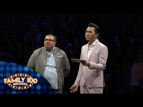 Deg-degan! Bisakah Razman membawa pulang 200 JUTA? – PART 4 – Family 100 Indonesia