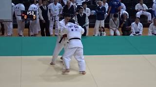 15th Japan Judo Masters Tournament 90kg First Round