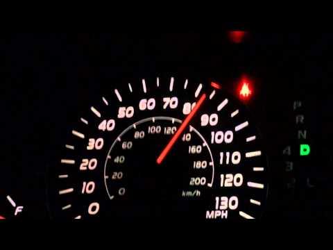 Lexus GX 470 Acceleration 0-160