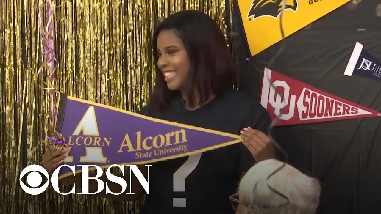 Oklahoma student who was accepted to 64 colleges opens up about facing racism