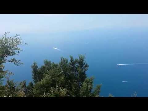 Hiking The Path of Gods, Amalfi Coast, South Italy