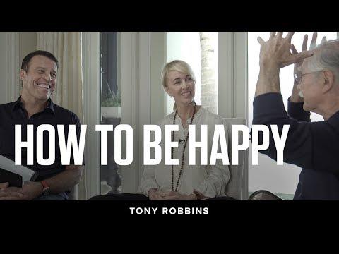 How to be happy | Tony Robbins Podcast