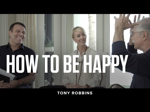 How to be happy | Tony Robbins Podcast