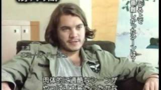 Emile Hirsch And Sean Penn - Into The Wild Interview