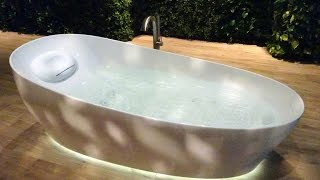 The Bathtub That Promises 'Ultimate Relaxation'