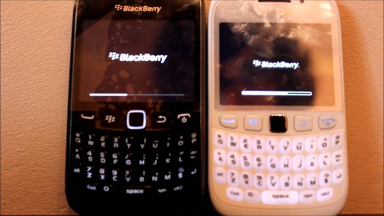 Blackberry Curve 9360 Vs Blackberry Curve 9320