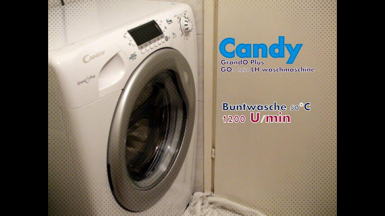 waschmaschine candy go 145