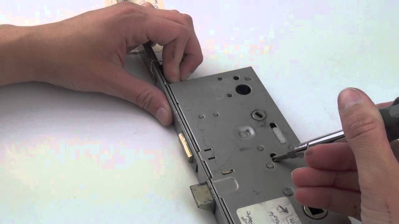 How To Rehand An Ashland Multipoint Lock Marvin Doors