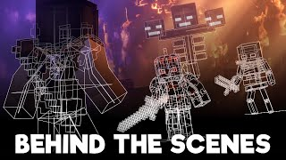 Songs of War: Episode 4 BEHIND THE SCENES (Minecraft Animation Series)