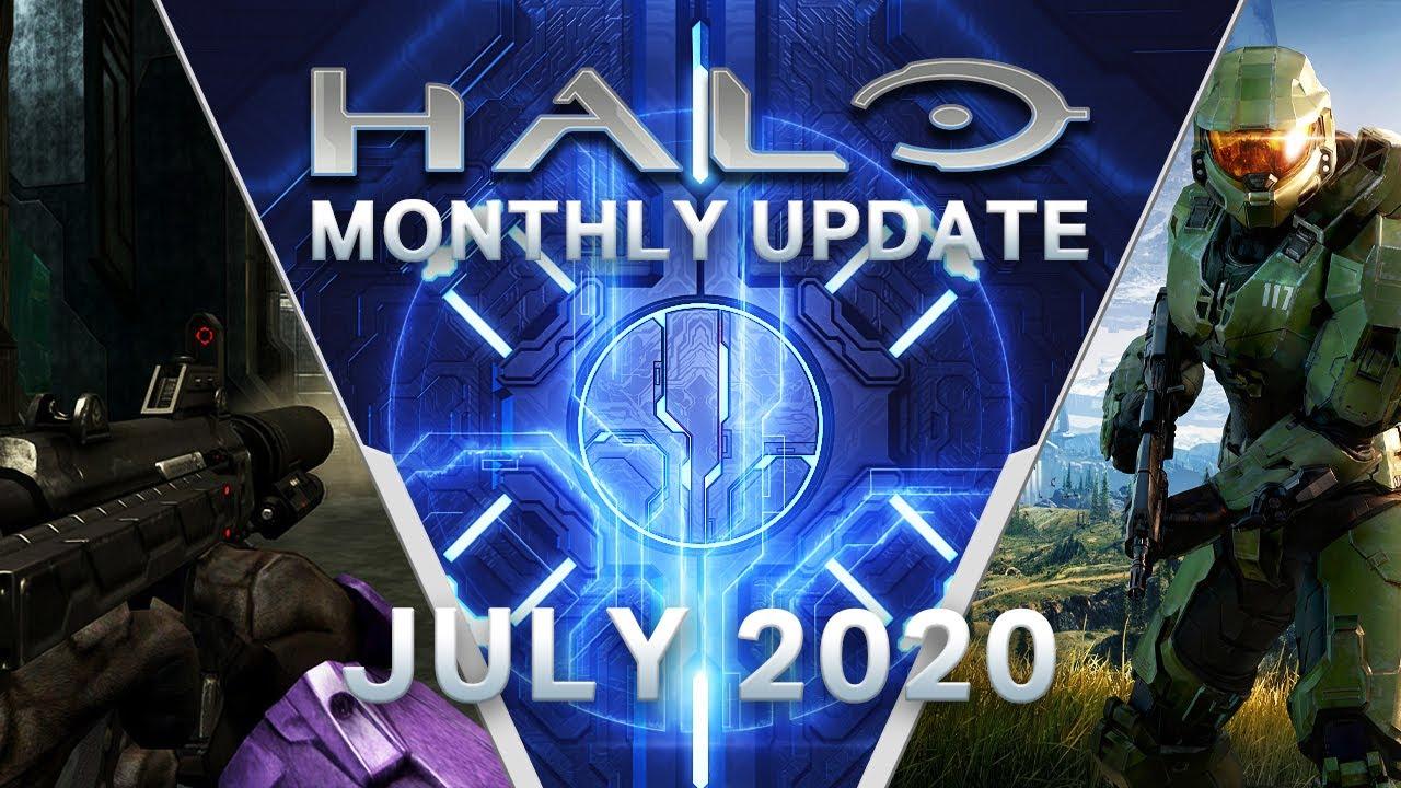 Halo Monthly Recap – July 2020 | HALO INFINITE GAMPLAY & F2P, MEGA CONSTRUX, HALO 3 PC!
