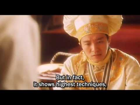 Stephen Chow Movies - The God Of Cookery 1996 HD Full cantonese movie (Eng Sub)