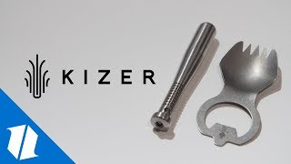 NEW Kizer EDC Tools from Shot Show 2018 | Blade HQ