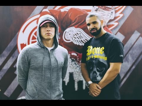 "Drake Brings out Eminem in Detroit and Refers to him as the ""Greatest Rapper To Get on the MIC'"