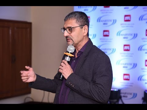 MRSS India's Analyst Meeting May 2018 | Raj Sharma | Sarang Panchal