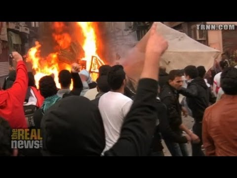 Two Years On, Egyptian Revolution Caught in Violent Past