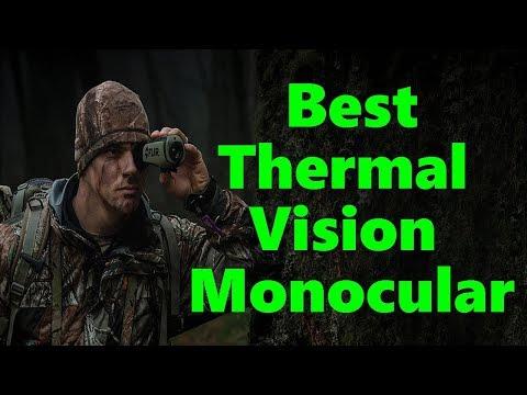 Best Night Vision Monocular - Thermal Scope