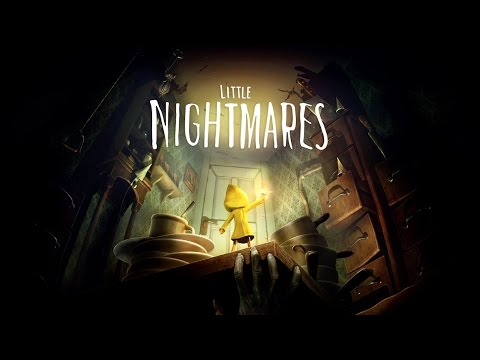 Little Nightmares Pt.1 WTF WAS THAT!? finding comfort from the light