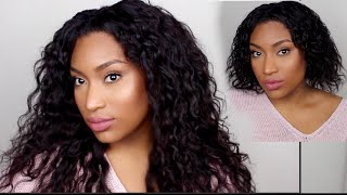 How To Clip-In and Blend Hair Extensions with Short Hair - IRISBEILIN