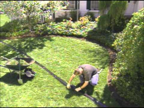 Permaloc Aluminum Landscape Edging Installation Instructions   HD
