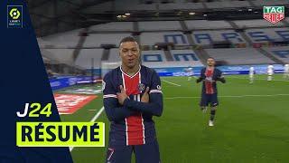 Résumé 24ème journée - Ligue 1 Uber Eats / 2020-2021
