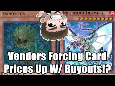 Vendors Forcing Card Price Up With Buyouts & Deciding When To Buy