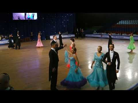 Imperia Cup (Moscow) 2017 WDSF Sen 1 Standard 1/4 Final
