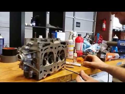 Valve lapping trick! How to lap valves the easy way.