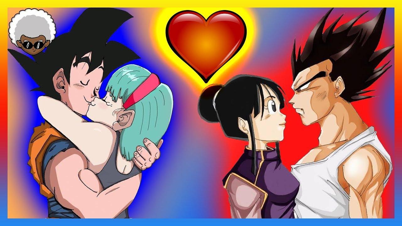 What If Goku Married Bulma Vegeta Married Chi Chi Youtube