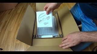 icom ic 7300 unboxing pl