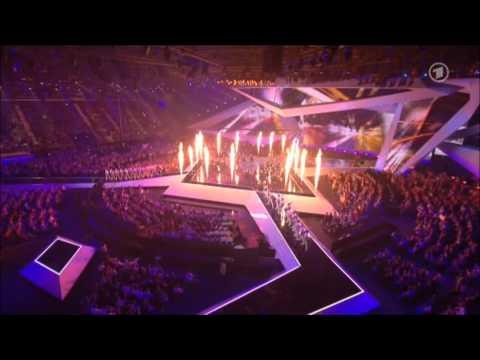 Evrovision 2012 Final Opening  Mugham Muğam , Mugam  Alim Qasimov , Baku, Azerbaijan