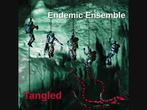 Endemic Ensemble - Tangled (full album) [contemporary jazz] [USA, 2016]