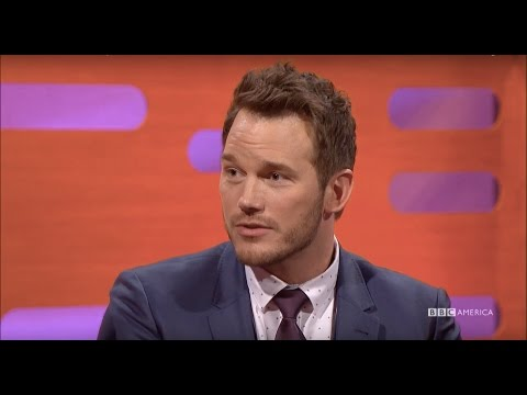 Chris Pratt Stole A Dog's Meal - The Graham Norton Show